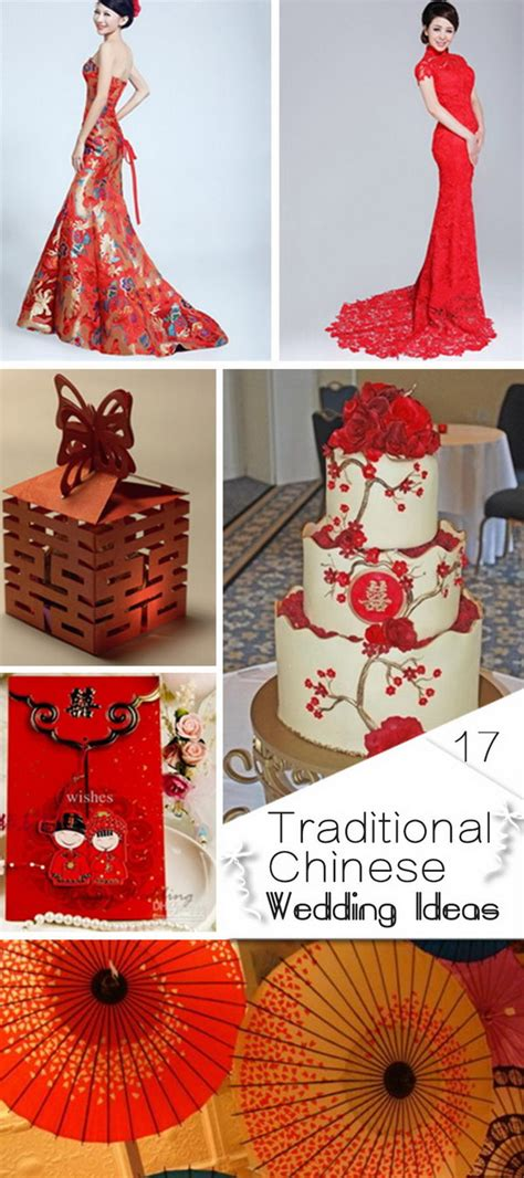 traditional chinese wedding ideas hative