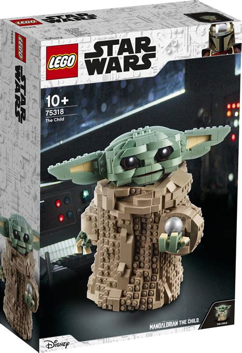 Baby Yoda Lego set builds The Mandalorian's cute Star Wars ...