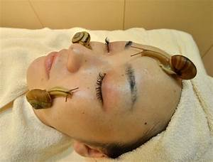 In Japan  Women Are Paying For Slimy  U2018snail Facials U2019