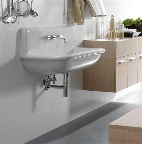 wall hung kitchen sink 39 best images about farmhouse sink on wall 6940