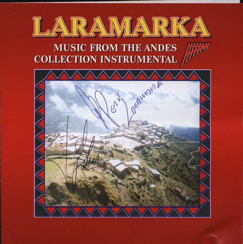 """Laramarka """"music From The Andes Collection Instrumental"""