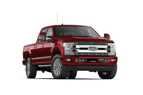 2019 Ford® Super Duty F350 Limited Truck Model