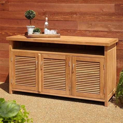 Outdoor Buffet Sideboard by 15 Best Of Outdoor Sideboards And Buffets