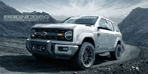 ford bronco  ford bronco details news