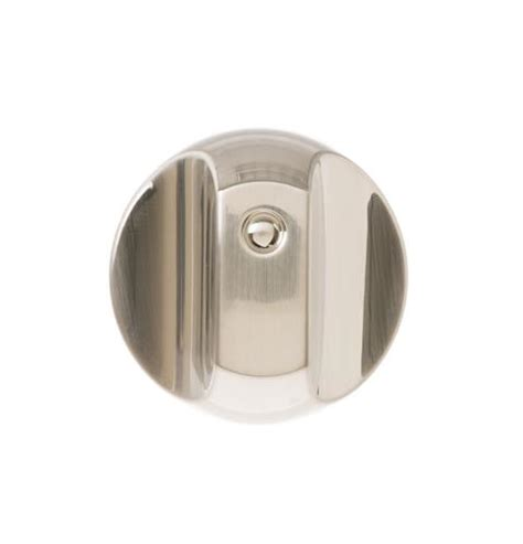 ge cooktop knobs wb03x25889 gas cooktop knob stainless steel ge 1201
