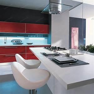 Cucine Moderne Isole Per Cucine Moderne Ispirazioni Design dell'architettura Moderna della