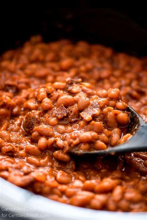 slow cooker baked beans centsless deals
