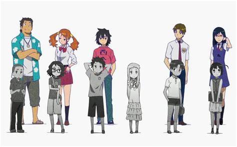 nama anime anohana ano hi mita hana no namae wo bokutachi wa mada shiranai