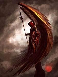 1000+ ideas about Angel Warrior Tattoo on Pinterest ...