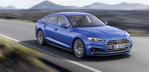 2017 audi s5 sportback 2017 audi a5 sportback s5 sportback revealed for