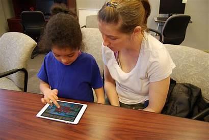Parents Teaching Preschoolers Computers Along Report