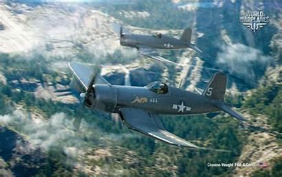 Corsair F4u Warplanes Vought Wallpapers Backgrounds Background