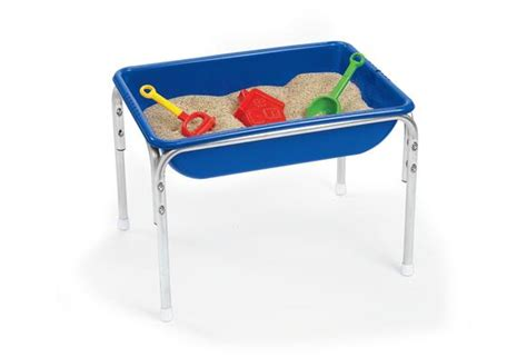 how to sand a table sand water activity table