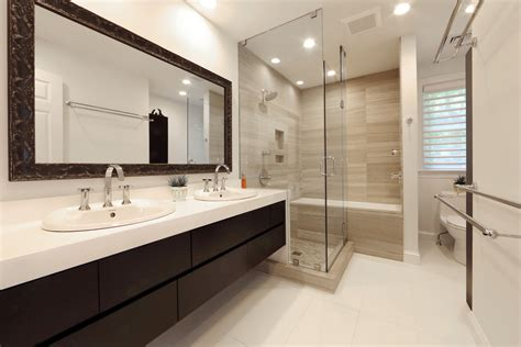 Bathroom Remodel  New England Design & Construction