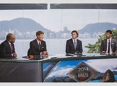 ESPN Announces World Cup TV Commentator Assignments For