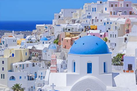 The Towns Of Santorini The Complete Guide