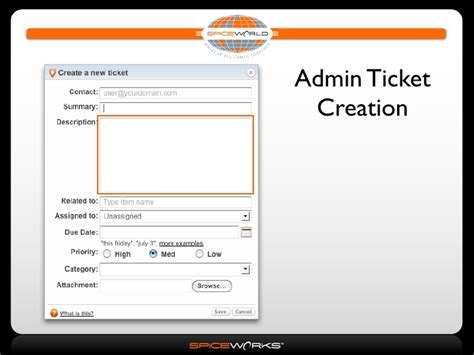 setting up a help desk setting up help desk and user portal