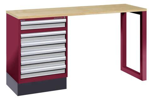 etabli d atelier 1 meuble avec 266 outils kraftwerk