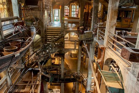 tile bathroom permanent exhibits mercer museum fonthill castle