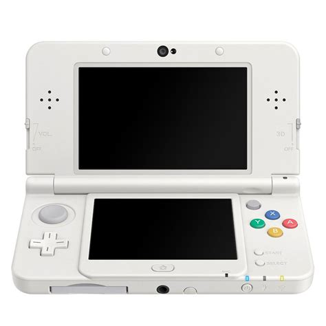 3d Ds Console by Nintendo New 3ds Blanche Console Nintendo 3ds Nintendo