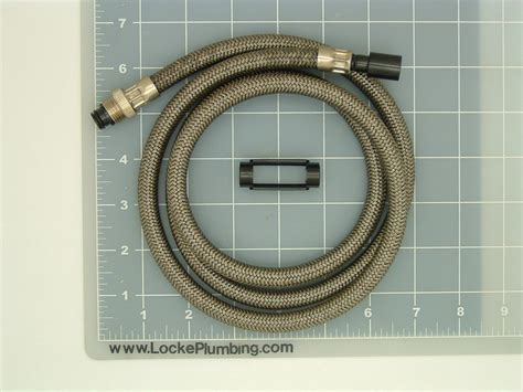 Pull Out Faucet Hose Clip