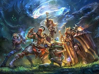 Legends League Team Blog