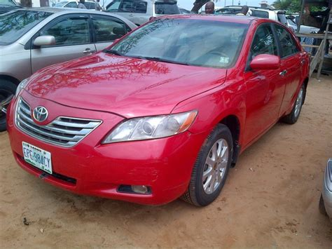 Toyota Xle For Sale by 2008 Toyota Camry Xle For Sale Autos Nigeria