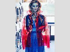 Rosie HuntingtonWhiteley – Vogue Magazine Mexico
