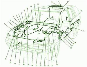 99 Isuzu Rodeo Ls Blower Connector Fuse Box Diagram
