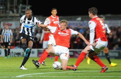Shola and Sammy Ameobi goals help Newcastle see off ...