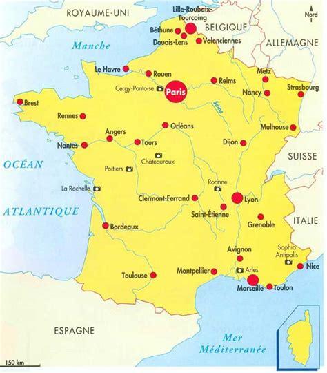 Ville De Carte by Carte De Villes 187 Vacances Arts Guides Voyages