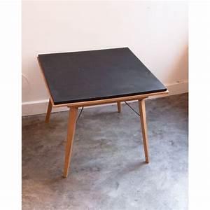 Table Basse Retro : table basse vintage et pliante ~ Teatrodelosmanantiales.com Idées de Décoration