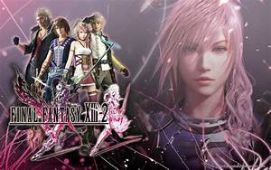 Final Fantasy 13 Backgrounds WallpaperSafari