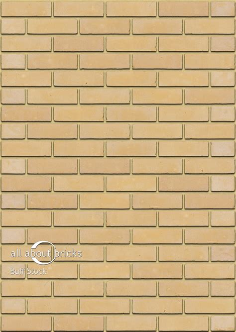 buff yellow brick clad