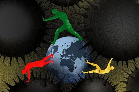 coronavirus pandemic  change  world