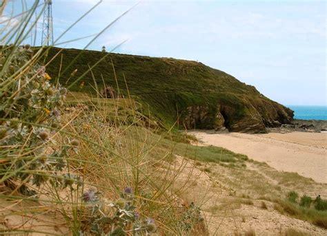 Lo Carteret p 233 destre promenade et randonn 233 e cap de carteret et dunes