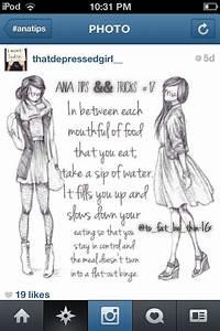 Pro Anorexia Quotes. QuotesGram