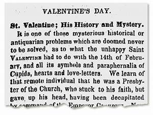 Valentine's Day: Did It Start as a Roman Party or to ...