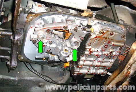 mercedes benz  transmission fluid  filter