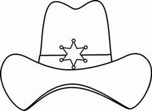 hats illustrations on pinterest fashion illustrations With paper cowboy hat template