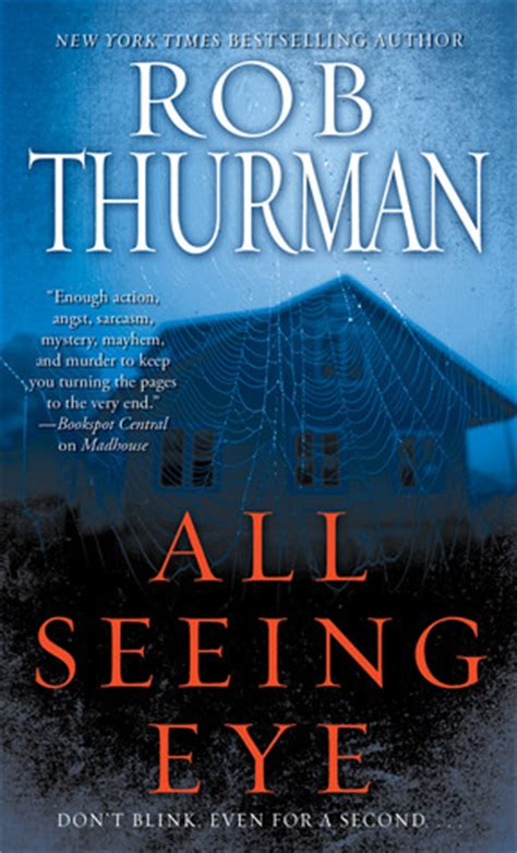 eye  rob thurman reviews discussion bookclubs lists