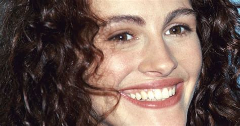 actress julia vera julia roberts says she was a quot selfish little brat quot before