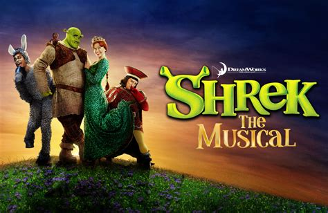 shrek  musical dreamworks animation wiki
