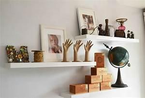 Weiße Regale Ikea : regale wohnzimmer ~ Michelbontemps.com Haus und Dekorationen