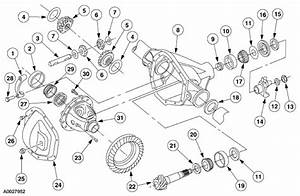 Dana 50 Parts Breakdown