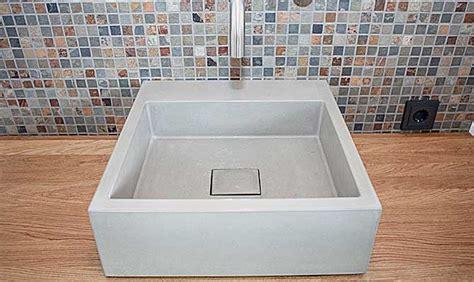 Waschbecken Aus Beton by Waschtische Aus Beton Archive Form In Funktion
