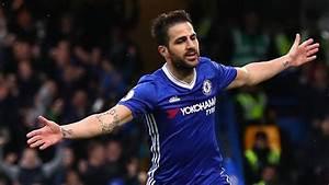 Conte hails 'fantasy' of Fabregas - Chelsea - 17 March ...