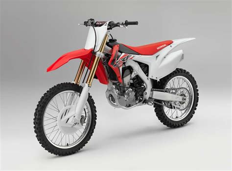 honda crf 2016 honda crf motocross bikes announced motorcycle com news