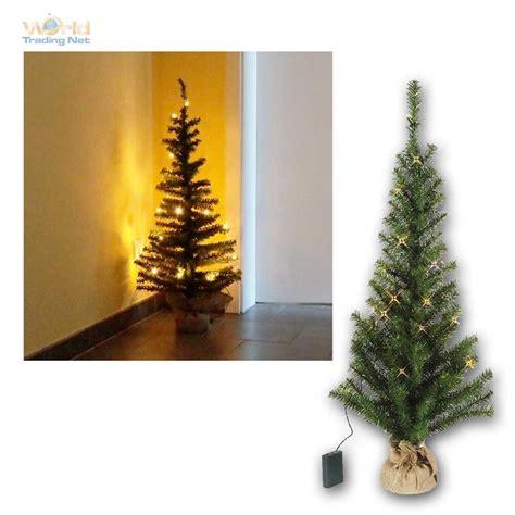 weihnachtsbaum toppy mit led beleuchtung timer