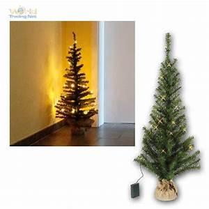 Weihnachtsbaum Mit Led : weihnachtsbaum toppy mit led beleuchtung timer christbaum tannenbaum batterie ebay ~ Frokenaadalensverden.com Haus und Dekorationen
